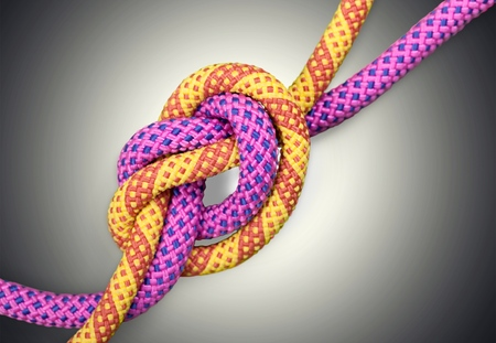 tied knot: Tied Knot.