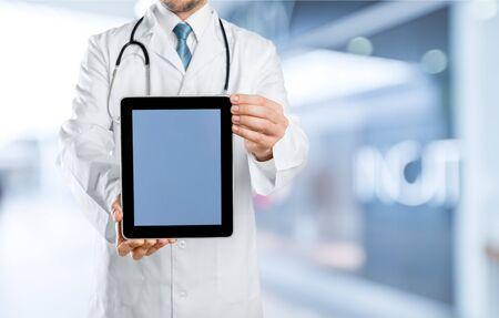 programs: Doctor tablet.
