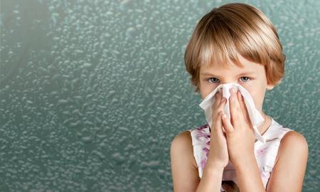 sneezing: Child Sneezing.