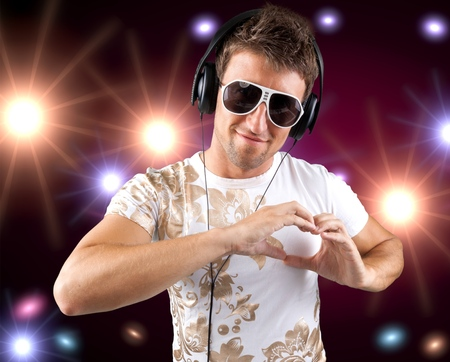electronica: Party DJ.
