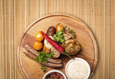 comida alemana: Comida alemana.