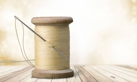 sewing item: Thread.