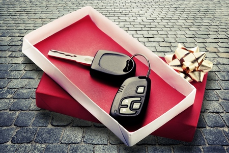 llaves: Car.