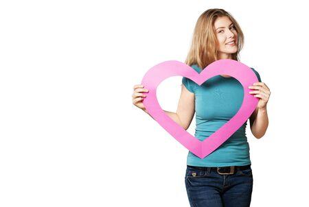 simbolo de la mujer: Corazón.