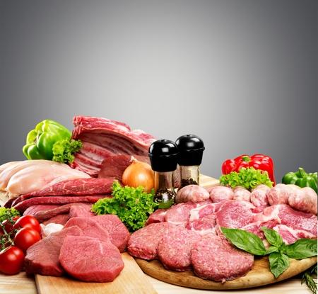 minced meat: Meat.