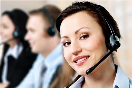 recursos humanos: Representante de Servicio al Cliente.