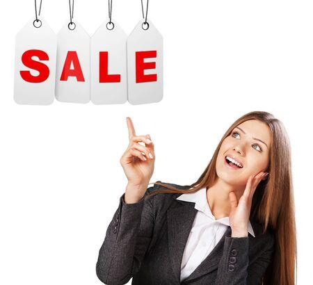 shopper: Shopper. Stock Photo