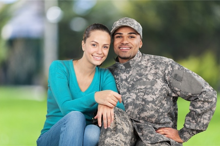 veterans: Veteran. Stock Photo