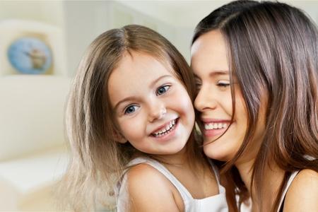mama e hija: Mamá.