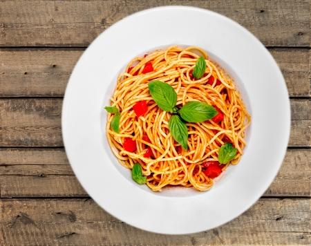 flavours: Spaghetti.