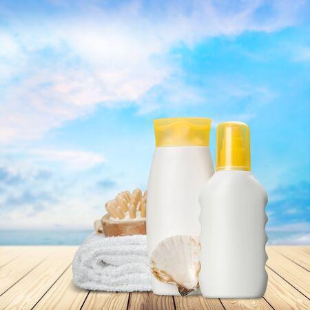 moisturizers: Moisturizer. Stock Photo