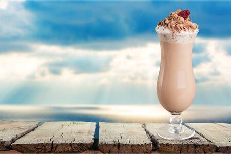 mocktail: Milk Shake.