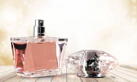 perfume bottle: Perfume.
