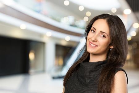 woman work: Business.
