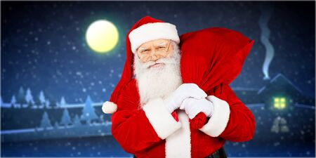 santa clos: Santa Claus.