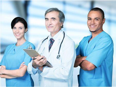 nurses: Enfermera.