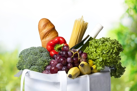 food products: Groceries.