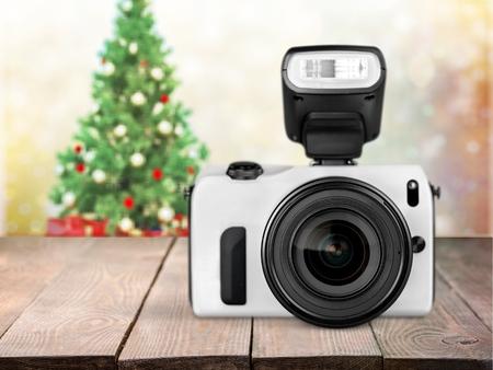 megapixel: Digital Camera. Stock Photo
