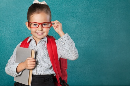 schoolchild: School child.