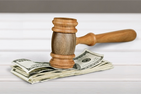 auction: Auction. Stock Photo