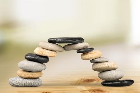 pebbles: Stone Bridge.