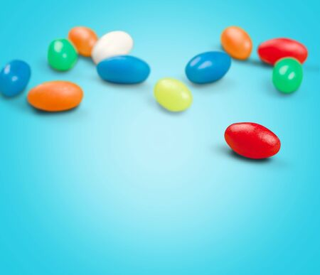 jellybean: Candy.