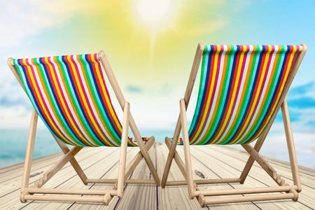 silla playa: Beach chair.