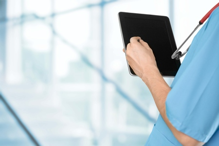 personal digital assistant: Medical Exam.