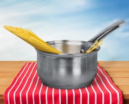 upperdeck view: making pasta