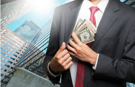hidden success: Currency Bribing.