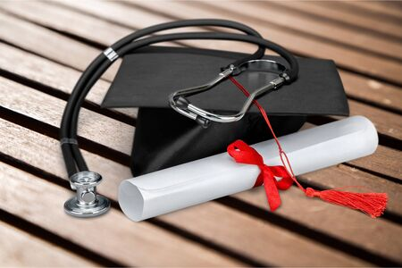 Medical Student Graduation.