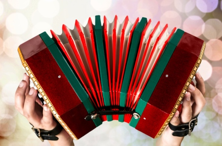 musical instruments: Accordion Music.