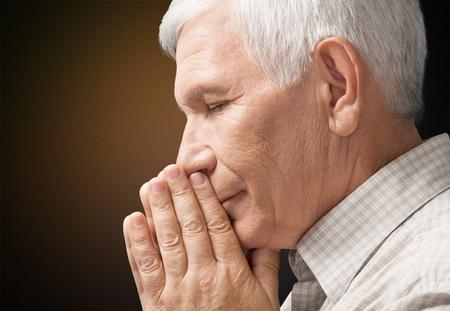 worshipper: Praying Man.
