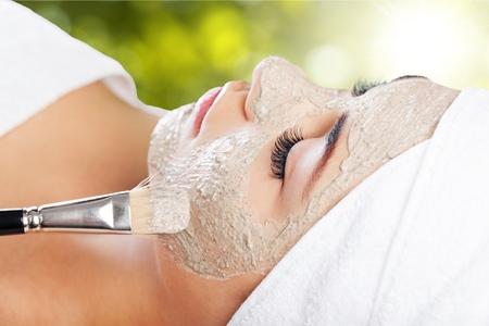 facial: Spa Treatment.