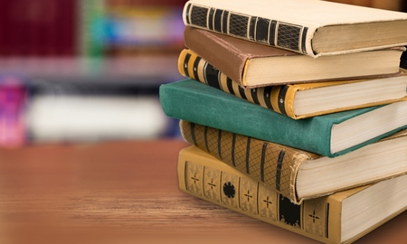 antique books: Antique books.