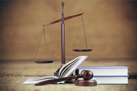 proceeding: Legal wisdom. Stock Photo