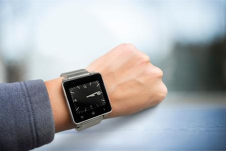 wrist watch: Wrist watch.