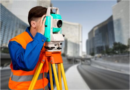 surveyor: Land Surveyor.