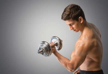 men exercising: Men Exercising.