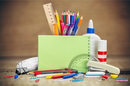 desk: School desk.