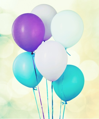 baloons: Decoration baloons.