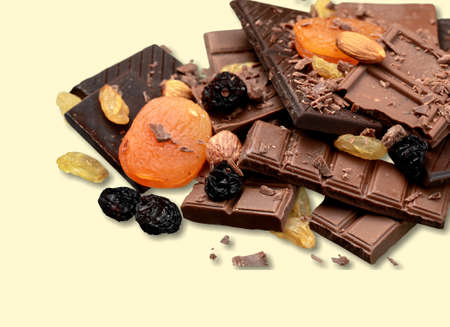pamper: Chocolate Candy.
