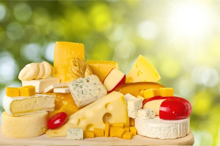 cheese: Cheese.