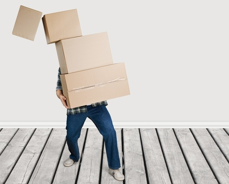 moving activity: Moving House.