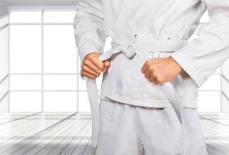tae kwon do: Karate.