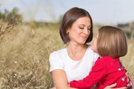 madre e hija adolescente: Madre.
