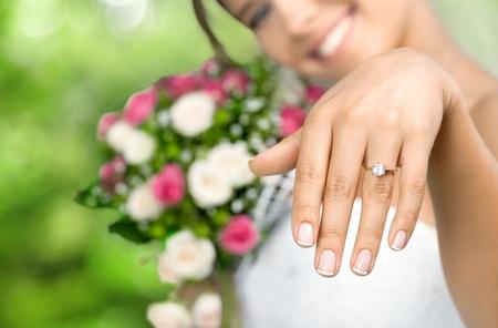 wedding vows: Wedding band.