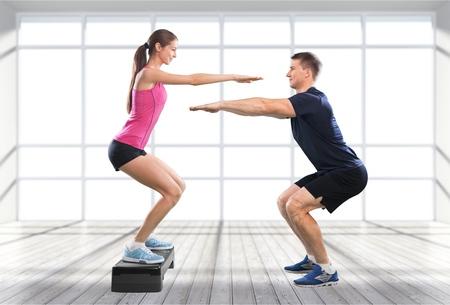 squats: Squats.
