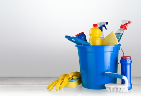 cleaning: Cleaning. Stock Photo