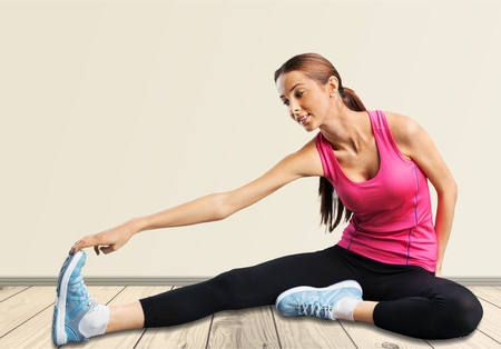 stretches: Stretches. Stock Photo